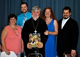 Fr. Stevo With his family!